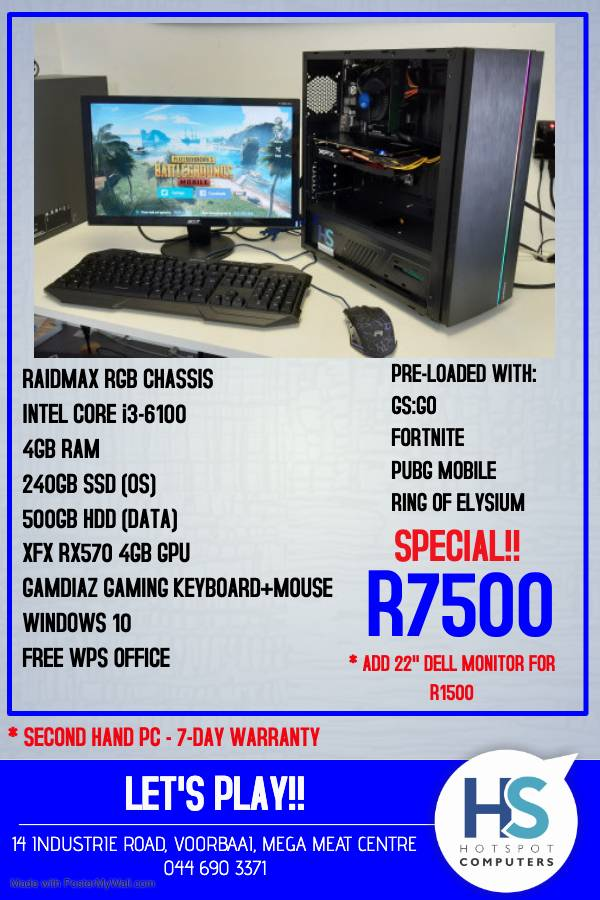 Raidmax Gaming PC_2
